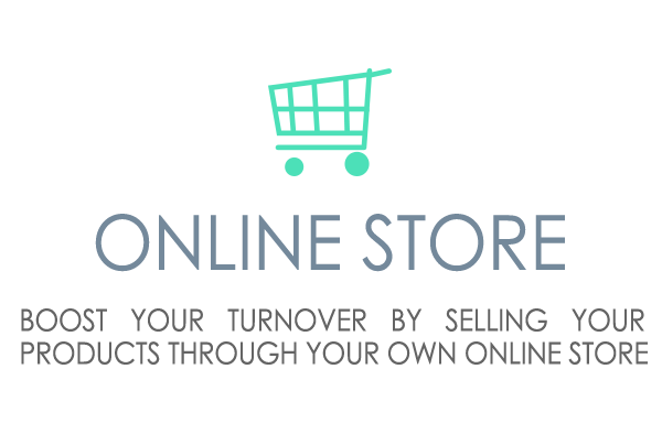 WE'LL DESIGN / DEVELOP & HOST YOUR NEW STORE!